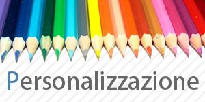 personalizzazione template blog
