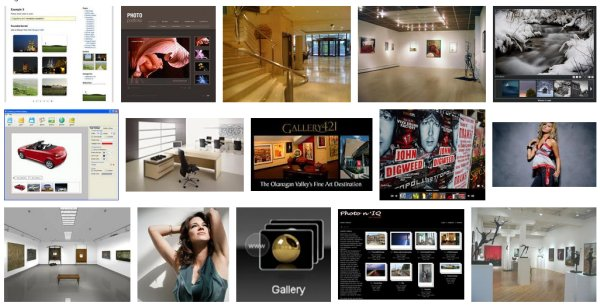 Gestione di gallery con WordPress