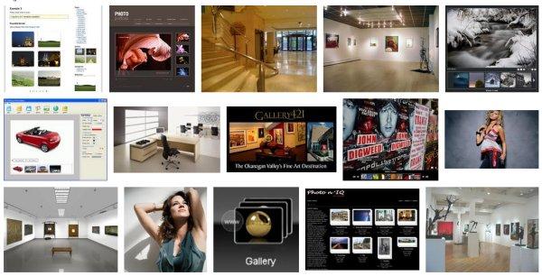 Gestione di gallery con WordPress