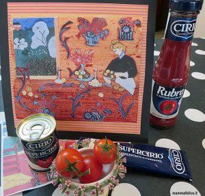 dipingere-con-i-pomodori-educazione-artistica-bambini