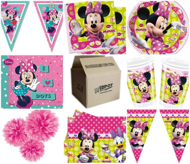 kit-compleanno-bambine-minnie-tovaglioli-bicchieri-decorazioni