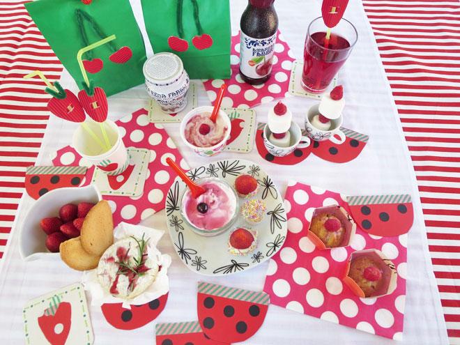 compleanno-tema-frutti-rossi